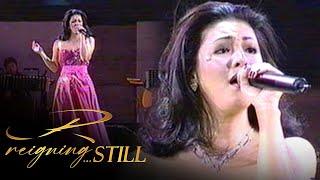 Reigning Still 4: MINSAN LANG KITANG IIBIGIN - Regine Velasquez