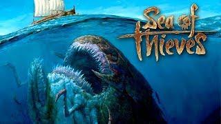 Sea of Thieves #3 - UM TUBARÃO TENTOU ME COMER E VENDENDO TESOUROS