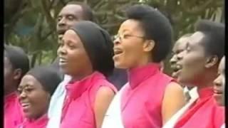 Nk' uko Imisozi - Hoziana Choir