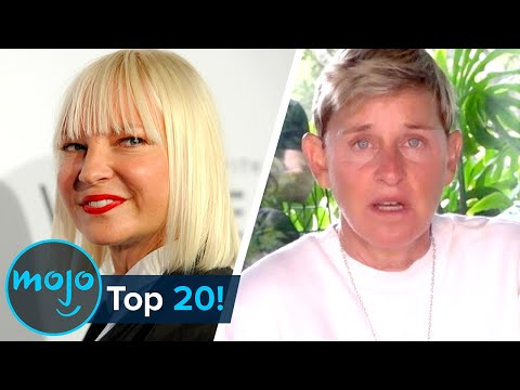 Top 20 Celebs Who Ruined Their Careers in 2020