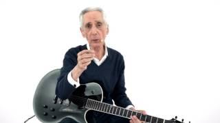 Pat Martino Guitar Lesson: Geometric Revelation - The Nature of Guitar