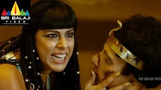Shakti Movie Pooja Bedi as Revenging Woman | Jr.NTR, Ileana, Sonu Sood | Sri Balaji Video