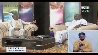 Special Interview Guest : Dr Chishimba Kambwili - ZNBC TV 1 - Host: Franklin Tembo Jr.