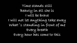 Christina Perri - A Thousand Years - Letra en Ingles