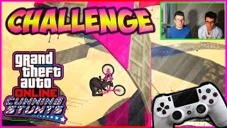 GTA 5 ITA CHALLENGE! w/Omega OGNI 2 CHECKPOINT SCAMBIO DI JOYPAD | ALEXZI