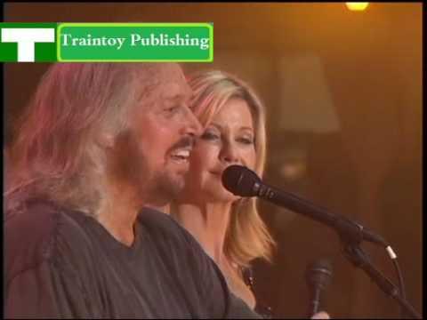 How Do You Mend A Broken Heart Barry Gibb And Olivia Newton John Sound Releif