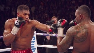 Legendary Boxing Highlights: Joshua vs Whyte