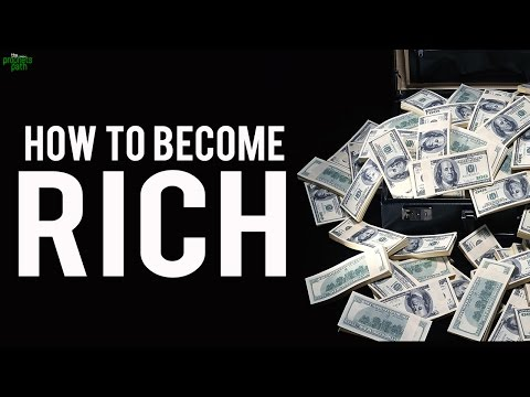 "how to become rich Spend time with rich people they will bring you more opportunities to invest than any stock broker or real estate broker ""what you know determines who you know."