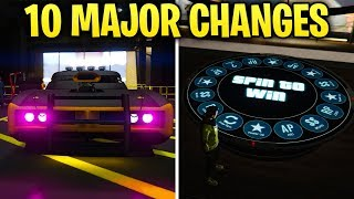 10 MAJOR Changes Rockstar Made in the GTA Online ARENA WARS Update