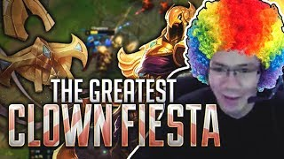 Shiphtur | THE GREATEST CLOWNFIESTA OF ALL TIME! - AZIR MID
