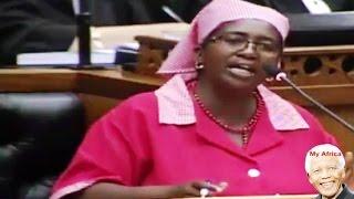 """""""Jacob Zuma Is A ..........."""" - Mashabela Of The EFF."""