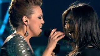 The Voice of Poland IV - Monika Pilarczyk i Juan Carlos Cano -