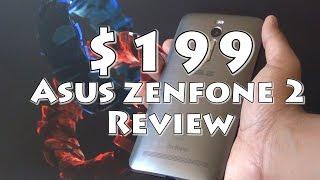 Asus zenfone 2 (2gb ram , 16gb storage ) review