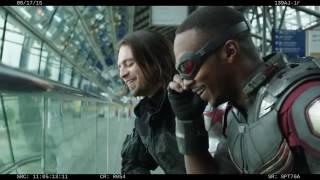 Captain America : Civil War - Bonus : Le bêtisier du film