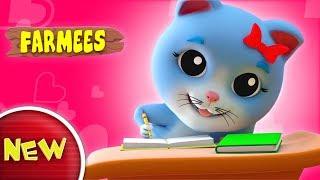 Kitten Kitten Yes Mama | Original Nursery Rhymes | Kids Songs For Children | Baby Rhymes