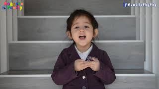Hương Tràm- Em Gái Mưa (Cover)- LyLy gần 4 tuổi lai Thụy Sĩ