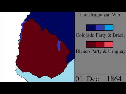 The Uruguay War: Every Day