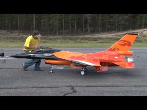 Xxx Mp4 RC Turbine Jet F16 Scale 14 3gp Sex