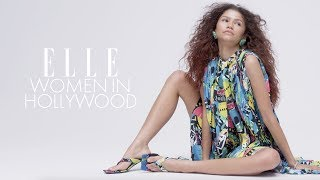 Zendaya, Mindy Kaling, Nicole Kidman and our 2019 Women In Hollywood Get Candid | ELLE