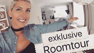 Exklusive Roomtour ♡ Meine Wohnung ♡ Sarah Nowak