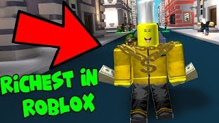 ROBLOX CASH GRAB SIMULATOR *RICHEST IN ROBLOX*