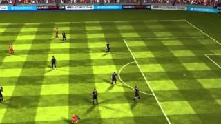 FIFA 14 iPhone/iPad - FC Barcelona vs. R.Valladolid CF