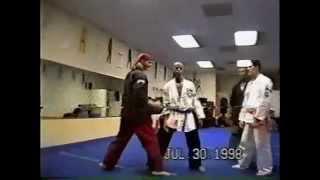 American Kenpo Karate - Speed