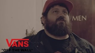 Aaron Draplin & The Art of the Side Hustle Pt. 2 | #LIVINGOFFTHEWALL | VANS