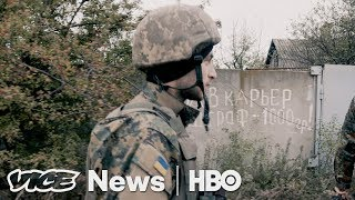 VICE News Tonight: The Ukrainian Ceasefire That Wasn't