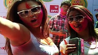 Zoom Holi Party 2015 (UNSEEN VIDEO)