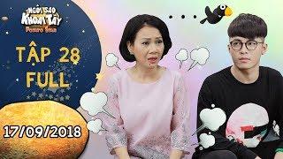 Ngôi sao khoai tây|tập 28 full: Bà Tuyết tránh mặt Hoàng Vũ vì xấu hổ sau hành động không tưởng nổi