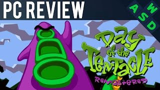 Day of the Tentacle Remastered | PC Review