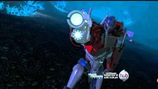 TFP: Optimus Prime, Bulkhead, Bumblebee and Arcee : Maximum Overdrive