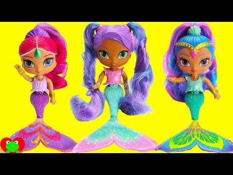 Xxx Mp4 Shimmer And Shine Nila Color Changing Mermaids And Surprises 3gp Sex