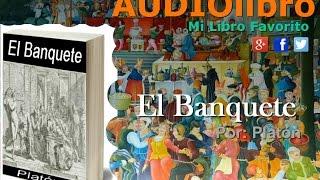 El Banquete de Platón audiolibros en español completos