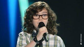 Jordan Sings Locked Out Of Heaven   The Voice Kids Australia 2014