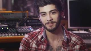 One Direction Where We Are Movie Interview Zayn