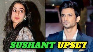 Bollywood News l Sushant Rajput feels unsafe because of Sara Ali khan