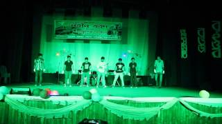 Stage Performance BANG 03  ! Sparking Dancers of Bangladesh Agricultural University (BAU)