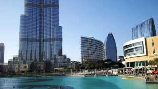 Dubai Urban Adventures City Presentation HD