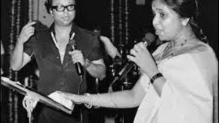 Dheere Dheere Aashe (Aagun; Asha Bhosle and Kakoli B; R D  Burman, Swapan C)