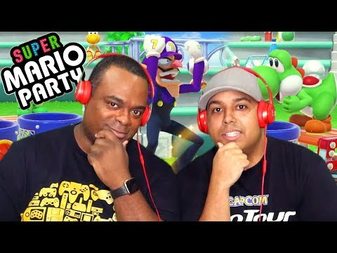 OUR FRIENDSHIP IS ON THE LINE MAH BOYS... [SUPER MARIO PARTY] [#03]