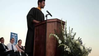 Hasan Minhaj 2015 DHS Commencement Speech