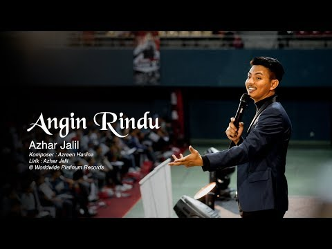 Azhar Jalil Angin Rindu Official Music Video