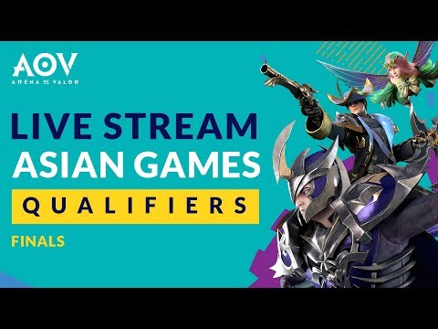 Xxx Mp4 Arena Of Valor Open Qualifier Road To Asian Games Final Day 3gp Sex
