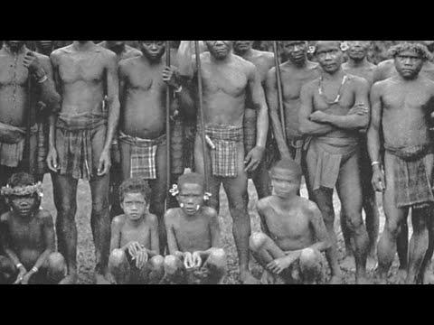Iles Andaman Tribu Sentinelles Jarawa Habitants premiers colons, l'île la plus isolée au monde