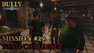 Bully: Scholarship Edition - Mission #29 - Nerd Challenge (PC)