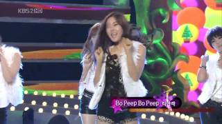 [Perf] G7 - Special Stage Medley (091226 KBS Entertainment Awards)
