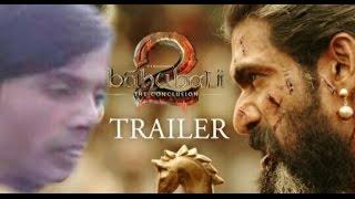 Bahubali - 2 The conclusion movie | Traile ft. Hero Alom in Bahubali-2 Trailer