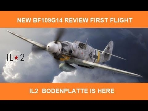 Xxx Mp4 IL2 BODENPLATTE Is Here BF 109G14 Review 3gp Sex